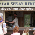 Buy vs. Rent Bear spray / What is a better option?