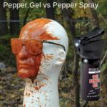 Pepper Gel vs Pepper Spray / differences