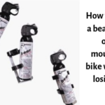 How to Carry Bear Spray on a Mountain Bike Without Losing it?