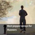 Best Pepper Sprays for Runners